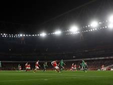 Lincoln maakt na nederlaag kleedkamer bij Arsenal schoon