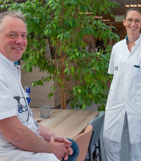 Erkenning voor ETZ: 'Ziekenhuis biedt topzorg aan patiënt met hoofd-halskanker'