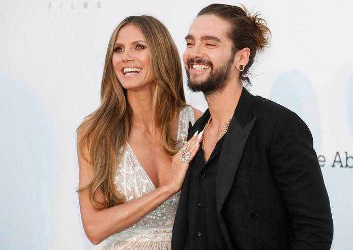 Topmodel Heidi Klum gaat trouwen met haar vriend Tom Kaulitz.