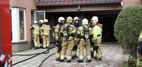 Huis in Zeeland ziet vanbinnen zwart door brand in droogtrommel