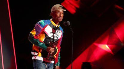 Lekte Pharrell Williams per ongeluk al de volledige affiche van Pukkelpop 2018?