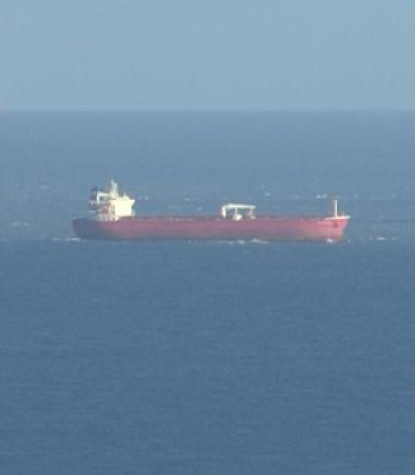 """""""Incident"""" en cours à bord d'un pétrolier au large de l'Angleterre"""