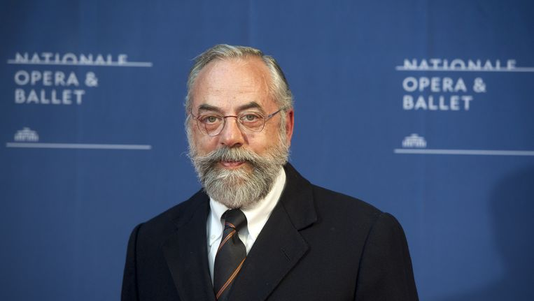 Advocaat Oscar Hammerstein Beeld anp