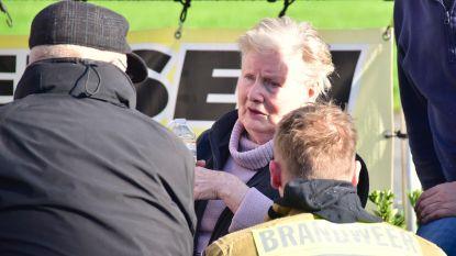 80-jarige vrouw voorkomt erger bij brand in badkamer