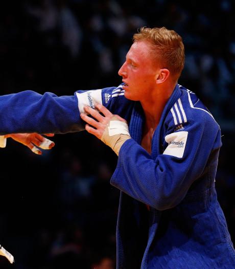 Favoriet De Wit meteen naar huis op WK judo