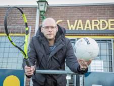 Jeroen Bakx: Van tennisleraar tot voetbaltrainer