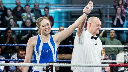 """Marie Verhulst staat extra scherp door haar bokskamp tegen Natalia: """"Ik zit goed in mijn vel, ik heb me nooit te dik gevoeld"""""""