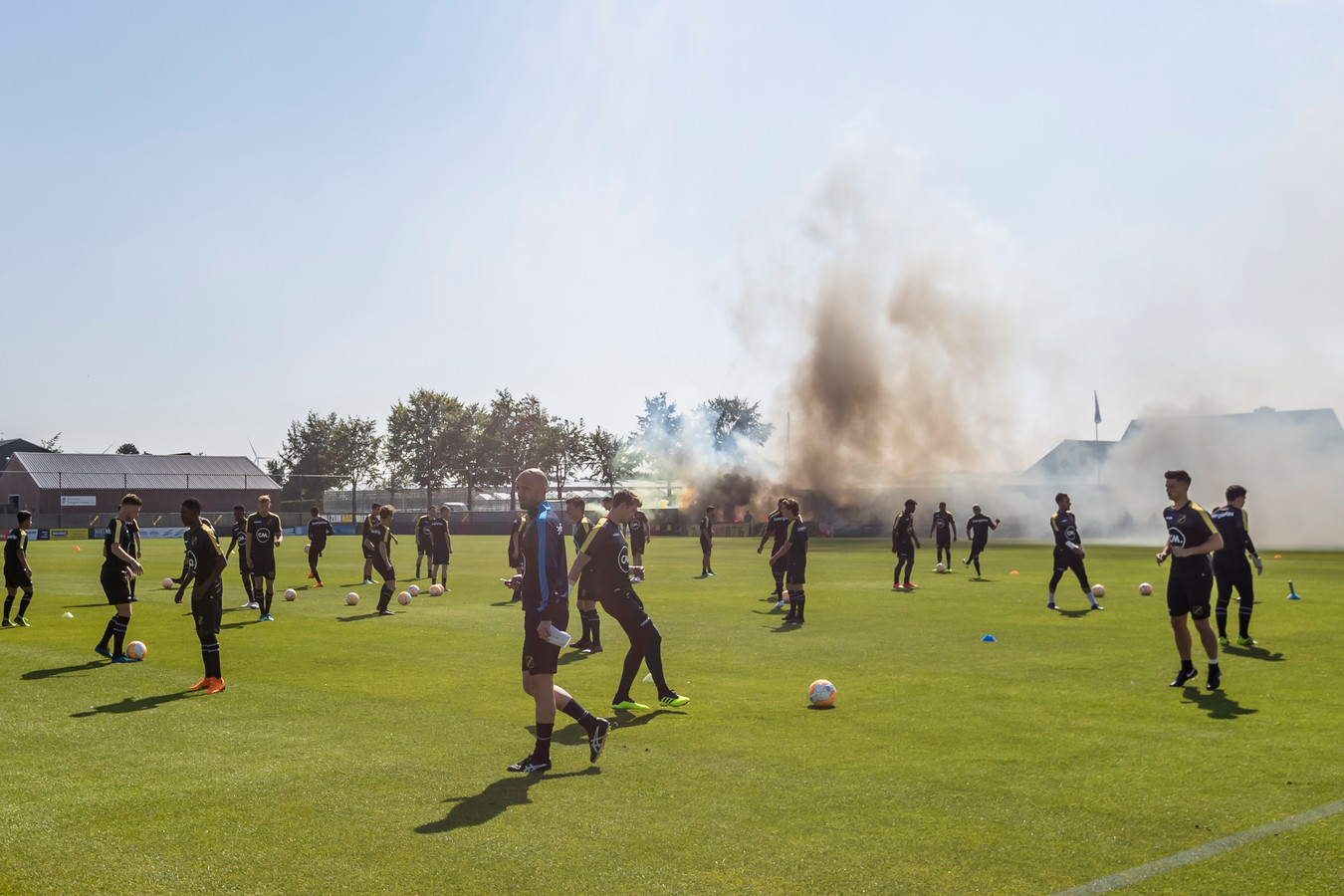 Training NAC in Zundert.