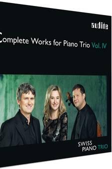 Klassieke helderheid bij het Swiss Piano Trio