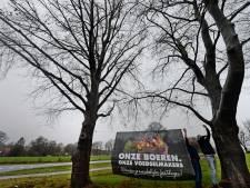 Twentse boeren massaal naar  Den Haag voor demonstratie