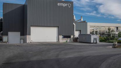 Empro vangt bot in beroep om schorsing op te heffen: bedrijf moet productie drie maanden stilleggen
