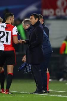Feyenoord-spelers moeten in Galgenwaard statement naar coach maken