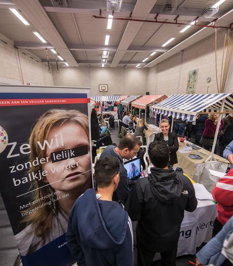 Gedetineerden bereiden zich in Lelystad voor op leven na de cel