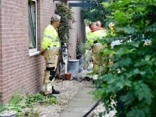 Woning in Boxmeer loopt schade op door brand
