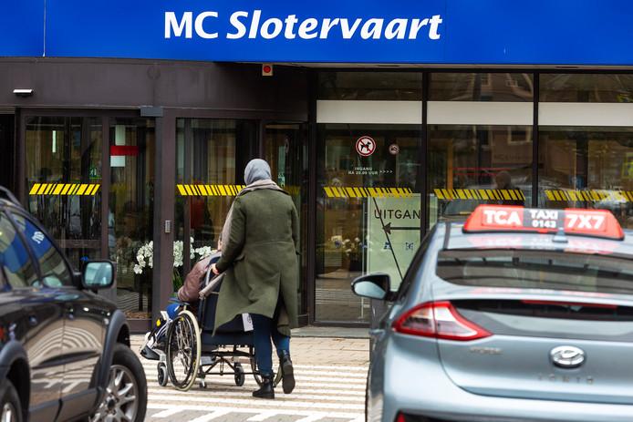 Exterieur van het MC Slotervaart.