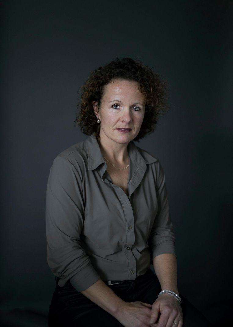 Gynaecoloog Katinka Overmars: 'Ik loop weer met vleugels door het ziekenhuis' Beeld Marc Driessen