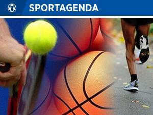 Sportagenda van vrijdag 17 mei tot en met zondag 19 mei