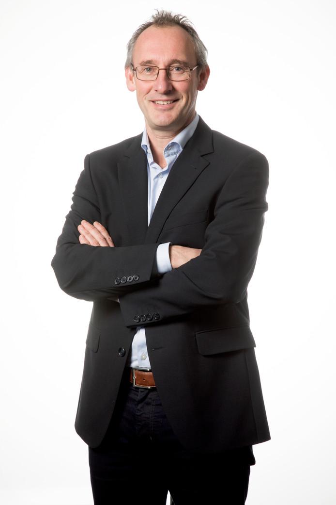 BD-hoofdredacteur Lucas van Houtert.