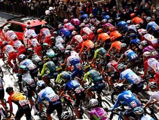 Geen nieuwe positieve coronatests in Giro