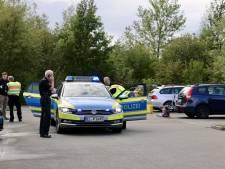 Klopjacht in Bad Bentheim op gewelddadige autokraker