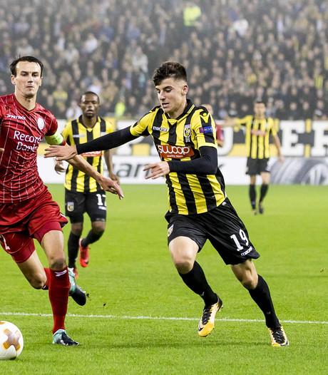 Wisselingen op komst bij Vitesse voor clash met Lazio Roma