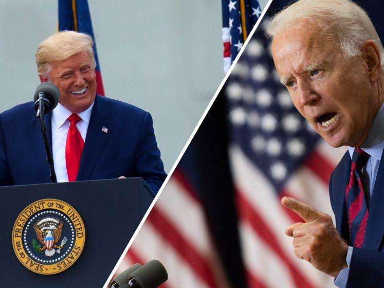 Eerste televisiedebat Trump versus Biden: Wie wint er?