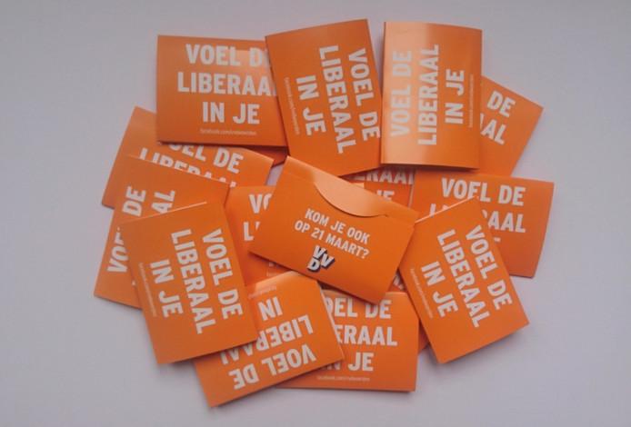 VVD Woerden roept jongeren uit de gemeente op om 21 maart te stemmen.