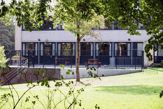 De afdeling De Bijenkorf van Pluryn aan de Nijmeegsebaan in Groesbeek.