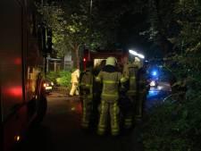 Bewoners verlaten tijdig appartement bij woningbrand in Harderwijk