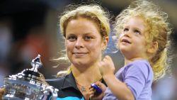 Kim Clijsters (36) maakt in 2020 comeback in het tennis