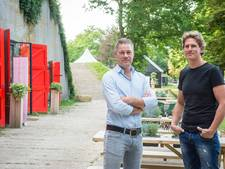 'Chillen' op fortterrein De Batterijen in Nieuwegein kan vanaf volgend weekend