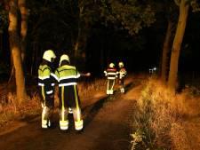 Tientallen vaten gevonden in buitengebied Sint-Oedenrode