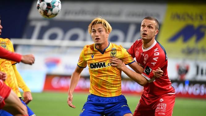 """STVV en Kortrijk verdelen de buit, Vanderhaeghe: """"Blij dat we STVV op afstand houden"""""""