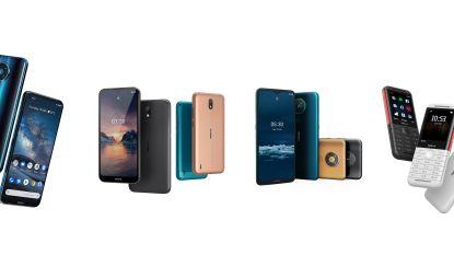 Nokia wil terug naar zijn oude glorie