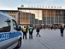 'Schoten gelost bij gijzeling in apotheek van station Keulen'
