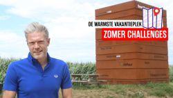 """""""Het lijkt hier wel het Toscane van Vlaanderen"""": sportanker Maarten Vangramberen toont z'n warmste vakantieplek"""
