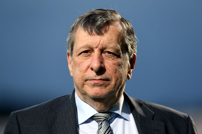 Clubmanager Herman Wijnants, na 40 jaar weg bij Westerlo.
