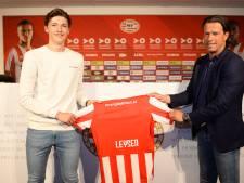 PSV legt Belgisch jeugdinternational Fedde Leysen (16) voor drie jaar vast