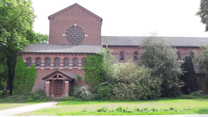 De Fatimakerk aan de Doctor Schapemanlaan