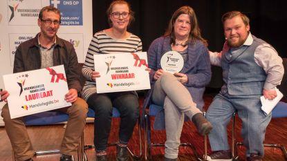 Huis Inge Goderis Mechels 'Vriendelijkste Handelaar 2017'