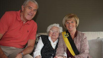 Elisa viert 101ste verjaardag