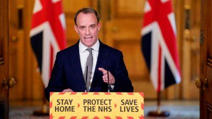 Aantal Britse coronadoden voorbij de 13.000, Verenigd Koninkrijk verlengt lockdown met minstens drie weken