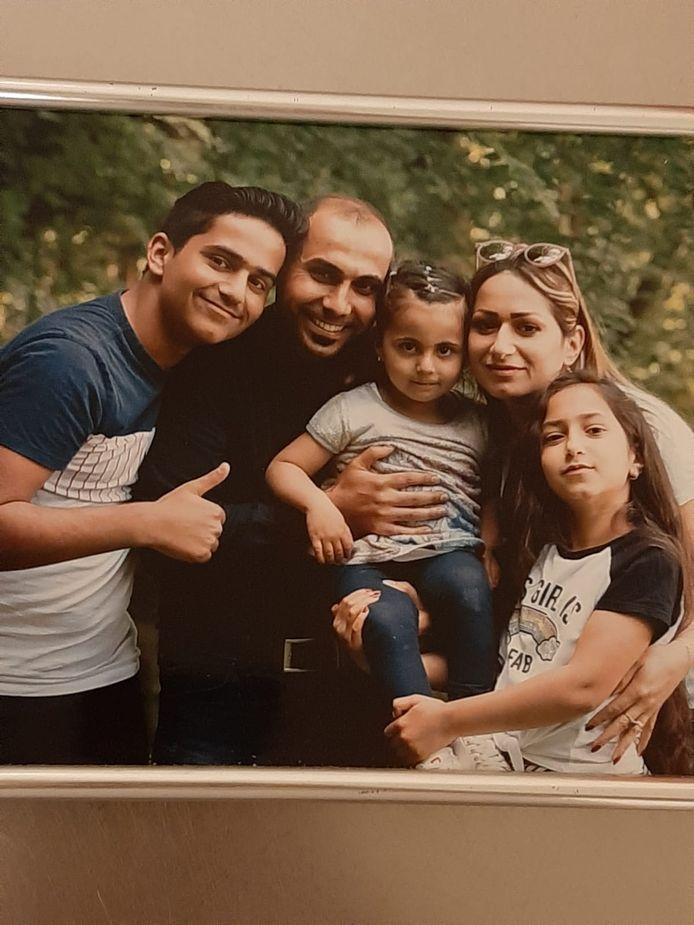 De familie Alzaydi.