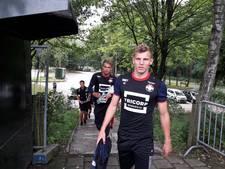 Willem II kan eigen stadion niet in en strijkt tijdelijk neer in Doorwerth