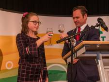Door de coronacrisis is Carmen (11) niet één, maar twee jaar kinderburgemeester van De Bilt