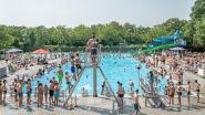 Warmste dag van het jaar is ook de drukste in openluchtzwembad De Krekel