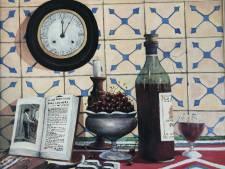Rondreizende tentoonstelling met schilderijen van Swiferbantse arbeidsmigrant