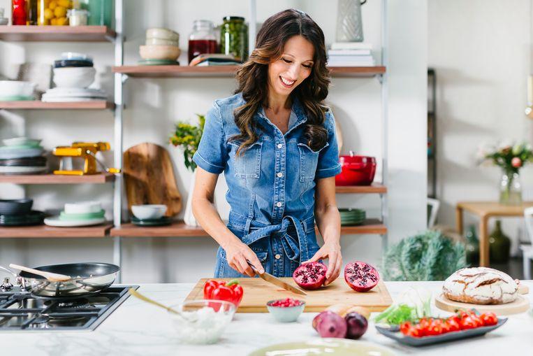 Open Keuken ; vanaf 3 september bij VTM. Op de foto : Sandra Bekkari