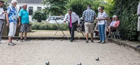Spelers in Mierlo balen van lege jeu de boulesbanen