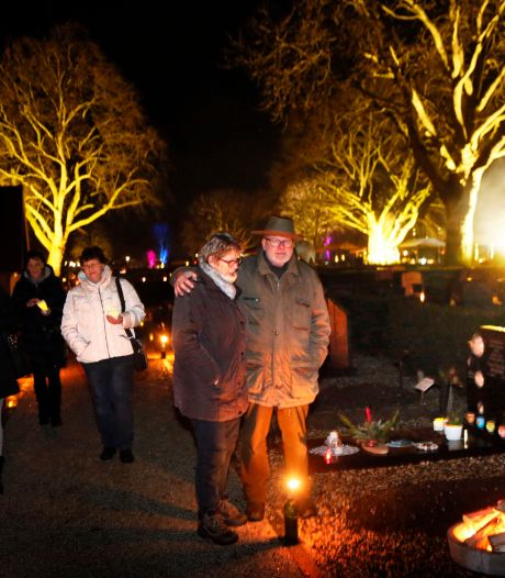 Samen herdenken op populaire Lichtjesavond, maar dit jaar wel 'anders dan anders'